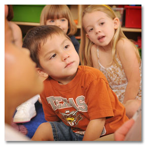 Child care preschool North Carolina program