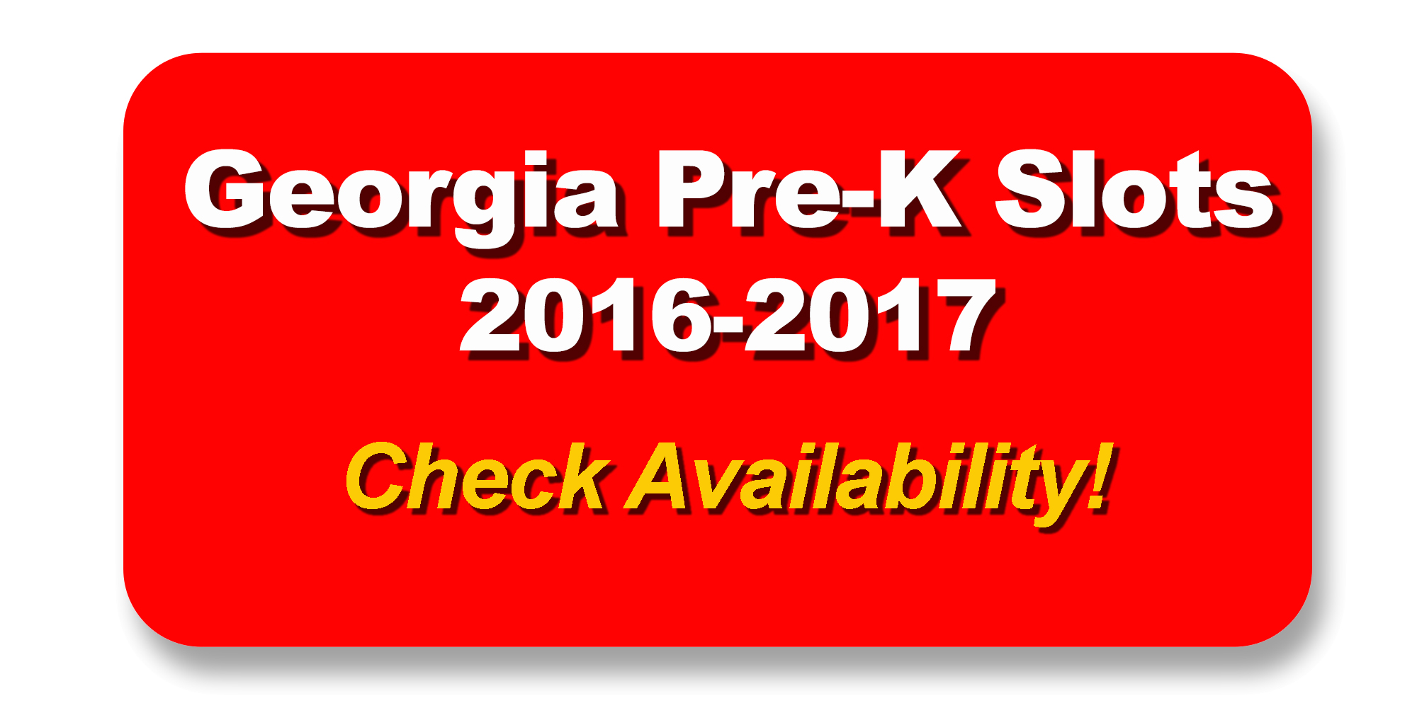 Georgia Pre-k Availability